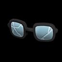 有裂痕的眼镜 集合啦 动物森友会
