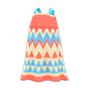 zigzag-print_dress