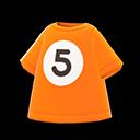 5-bal-T-shirt