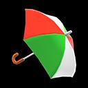 3-Farben-Schirm